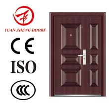 Front Main Gate Steel Security Double Door